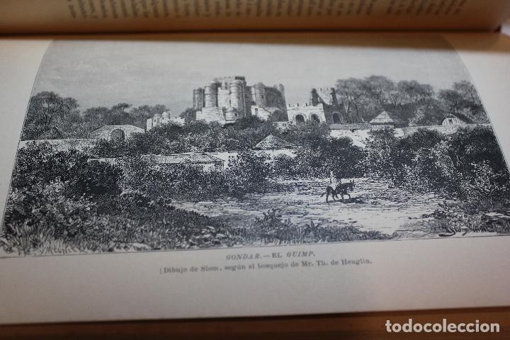 Libros antiguos: NUEVA GEOGRAFIA UNIVERSAL POR ELISEO RECLUS.EL PROGRESO 1890. SEGUNDA SERIE: AFRICA TOMO I - Foto 7 - 72928487