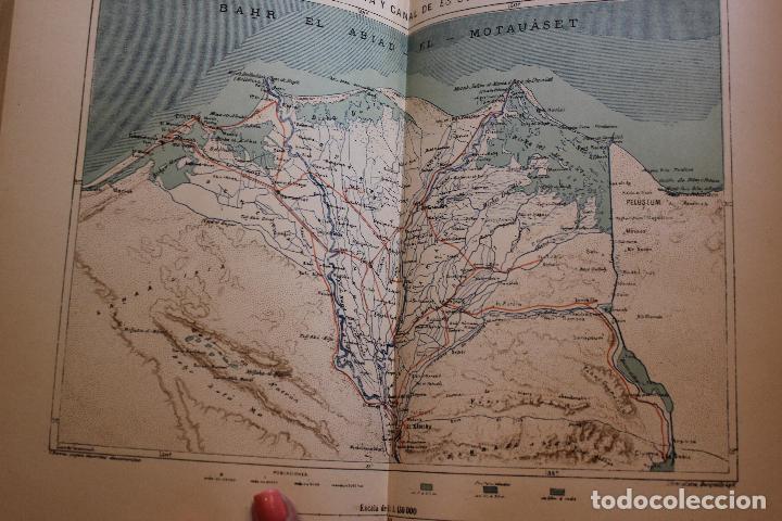 Libros antiguos: NUEVA GEOGRAFIA UNIVERSAL POR ELISEO RECLUS.EL PROGRESO 1890. SEGUNDA SERIE: AFRICA TOMO I - Foto 9 - 72928487
