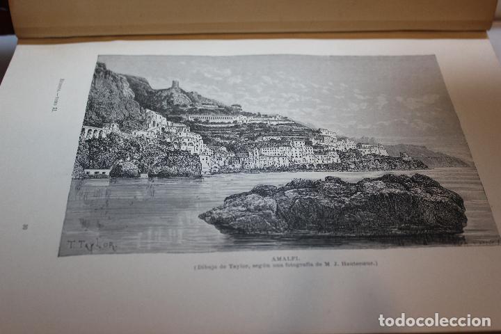 Libros antiguos: NUEVA GEOGRAFIA UNIVERSAL POR ELISEO RECLUS.EL PROGRESO 1889.PRIMERA SERIE: EUROPA TOMO II - Foto 7 - 72928703