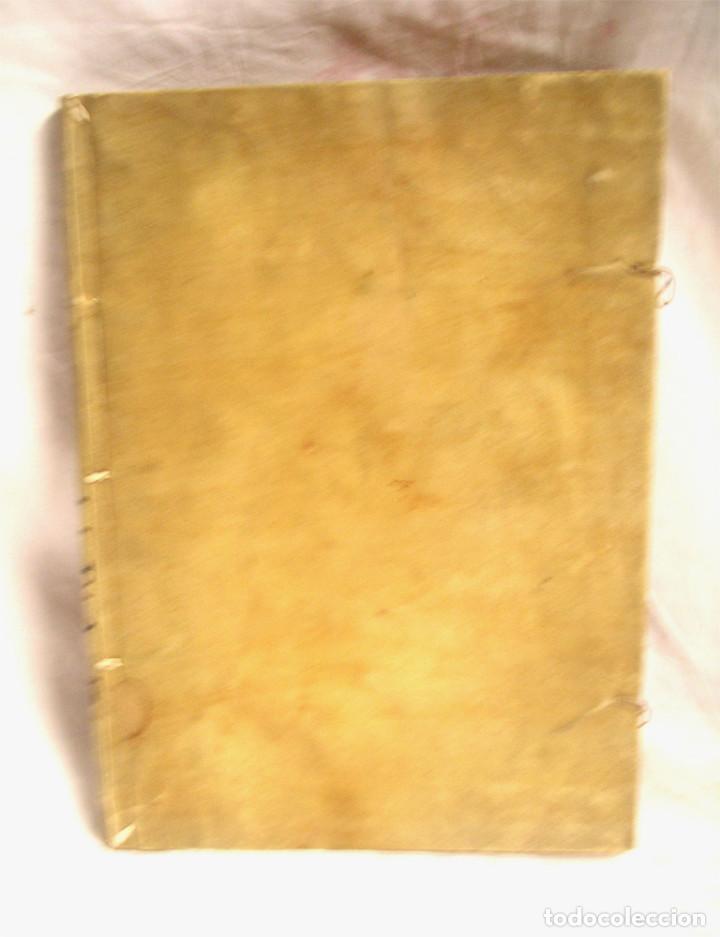 Libros antiguos: Ordenanzas de la Real Audiencia Principado de Cataluña mandadas por el Rey año 1742, Libro pergamino - Foto 4 - 72934503