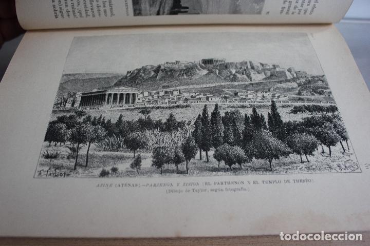 Libros antiguos: NUEVA GEOGRAFIA UNIVERSAL POR ELISEO RECLUS.EL PROGRESO 1888. PRIMERA SERIE: EUROPA TOMO I - Foto 3 - 72945915