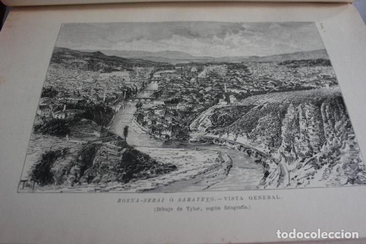 Libros antiguos: NUEVA GEOGRAFIA UNIVERSAL POR ELISEO RECLUS.EL PROGRESO 1888. PRIMERA SERIE: EUROPA TOMO I - Foto 5 - 72945915