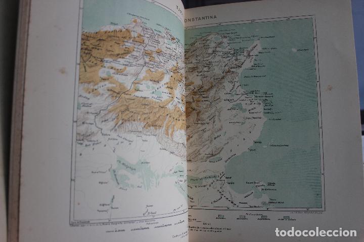 Libros antiguos: NUEVA GEOGRAFIA UNIVERSAL POR ELISEO RECLUS.EL PROGRESO 1889. SEGUNDA SERIE: AFRICA TOMO II - Foto 4 - 72946639