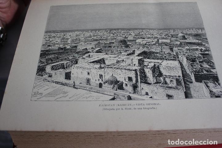 Libros antiguos: NUEVA GEOGRAFIA UNIVERSAL POR ELISEO RECLUS.EL PROGRESO 1889. SEGUNDA SERIE: AFRICA TOMO II - Foto 5 - 72946639