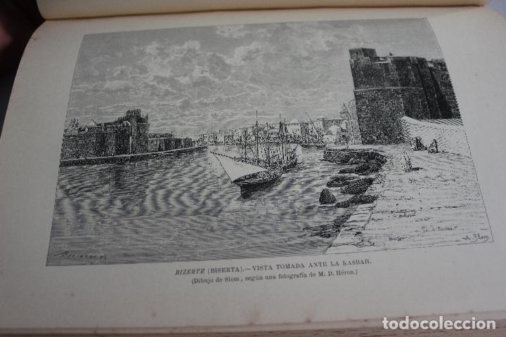 Libros antiguos: NUEVA GEOGRAFIA UNIVERSAL POR ELISEO RECLUS.EL PROGRESO 1889. SEGUNDA SERIE: AFRICA TOMO II - Foto 6 - 72946639