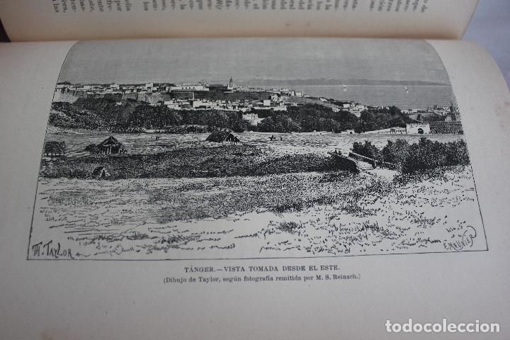 Libros antiguos: NUEVA GEOGRAFIA UNIVERSAL POR ELISEO RECLUS.EL PROGRESO 1889. SEGUNDA SERIE: AFRICA TOMO II - Foto 7 - 72946639