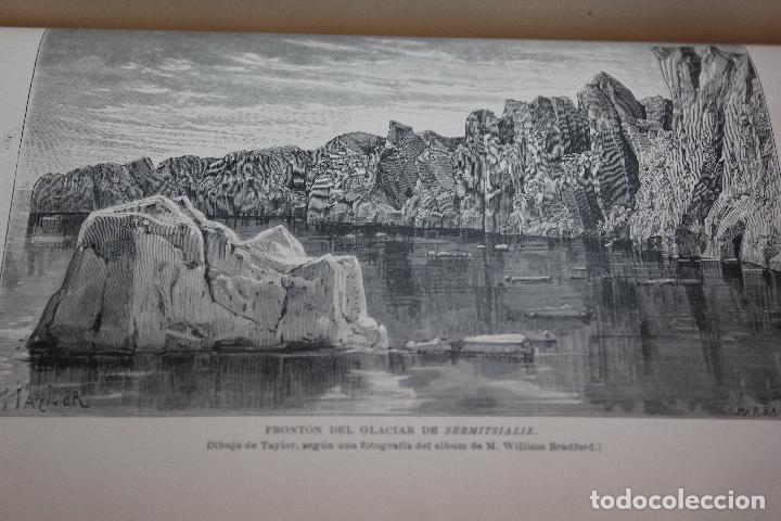 Libros antiguos: NUEVA GEOGRAFIA UNIVERSAL POR ELISEO RECLUS.EL PROGRESO 1890. CUARTA SERIE:AMERICA TOMO I - Foto 5 - 72947787