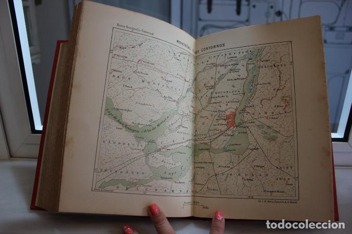 Libros antiguos: NUEVA GEOGRAFIA UNIVERSAL POR ELISEO RECLUS.EL PROGRESO 1890. CUARTA SERIE:AMERICA TOMO I - Foto 8 - 72947787