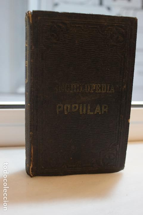 Libros antiguos: MANUAL DE LAS EFEMERIDES Y ANUALIDADES MAS NOTABLES DESDE LA CREACION HASTA NUESTROS DIAS.AÑO 1857 - Foto 2 - 73418331
