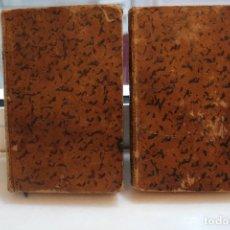 Libros antiguos: COMPENDIO DE LA HISTORIA DE ESPAÑA POR EL R.P. DUCHESNE. 2 TOMOS. JOACHIM IBARRA 1764. VER FOTOS. Lote 73418663