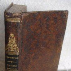 Libros antiguos: 1839 CHARLEVOIX: HISTOIRE ET DESCRIPTION DU JAPON. Lote 73483399