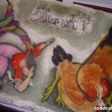 Libros antiguos: RAMON LLULL,EXEMPLES- ILUSTRADO POR MANUEL VIUSA ED. ARTE LIMITADA Nº42 DE 70. Lote 73491435