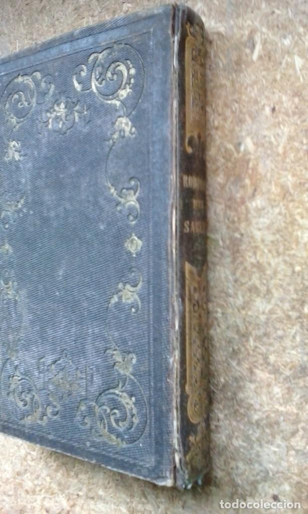 Libros antiguos: Le Robinson des Sables du Désert (1842) / C. H. de Mirval. P. C. Lehuby. - Foto 4 - 73579379
