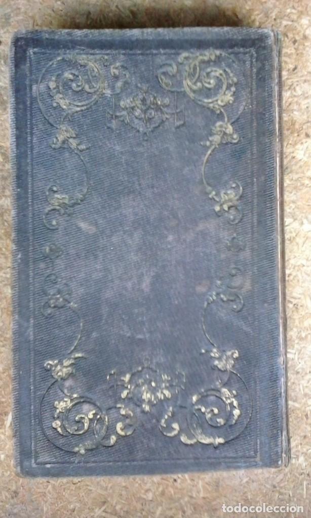 Libros antiguos: Le Robinson des Sables du Désert (1842) / C. H. de Mirval. P. C. Lehuby. - Foto 5 - 73579379