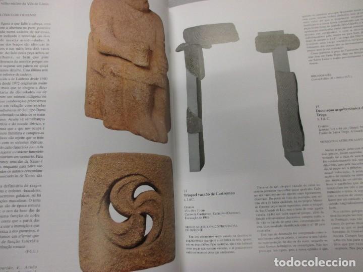 Libros antiguos: GALICIA NO TEMPO - VV.AA - SANTIAGO DE COMPOSTELA 1991 - EN PORTUGUES 2.3KG INFO Y FOTO - Foto 3 - 73594719