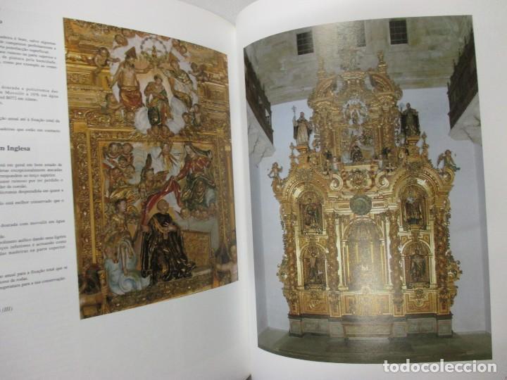 Libros antiguos: GALICIA NO TEMPO - VV.AA - SANTIAGO DE COMPOSTELA 1991 - EN PORTUGUES 2.3KG INFO Y FOTO - Foto 4 - 73594719