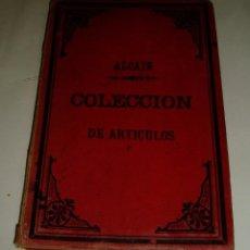 Libros antiguos: DONOSTI BERRI IRUCHULO ZAR.1896. SIRO ALCAÍN. COLECCIÓN DE ARTÍCULOS SOBRE EL ANTIGUO DONOSTI BERRI. Lote 73697795