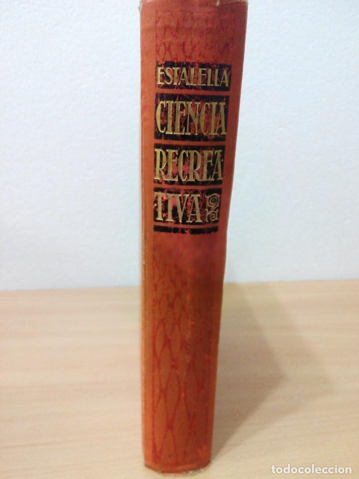 Libros antiguos: CIENCIA RECREATIVA 1918 - Foto 2 - 76808555
