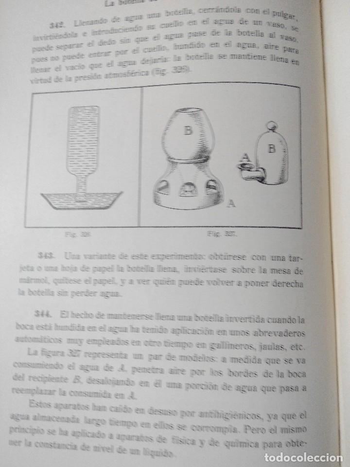 Libros antiguos: CIENCIA RECREATIVA 1918 - Foto 6 - 76808555