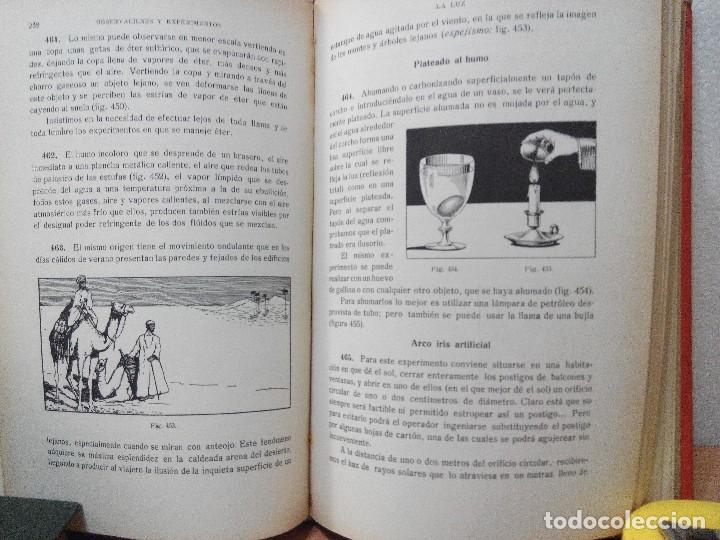 Libros antiguos: CIENCIA RECREATIVA 1918 - Foto 7 - 76808555