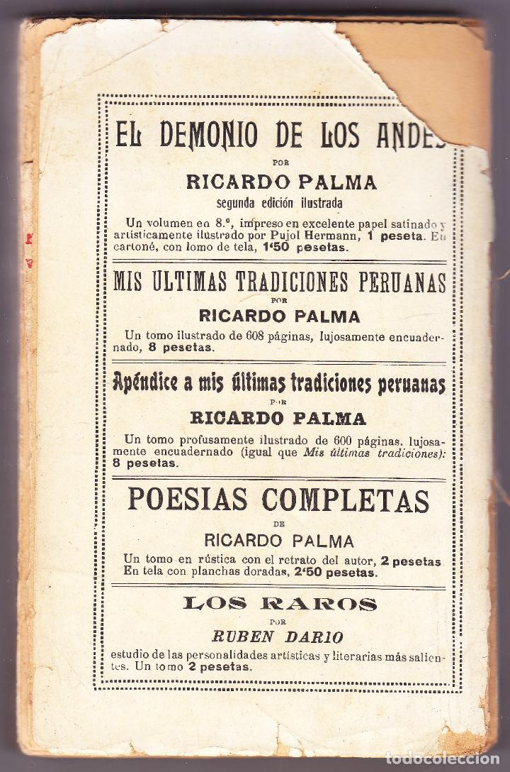 Libros antiguos: BEN HUR - UNA HISTORIA DE CRISTO - TOMO II - LEWIS WALLACE - MAUCCI - Foto 2 - 73768371