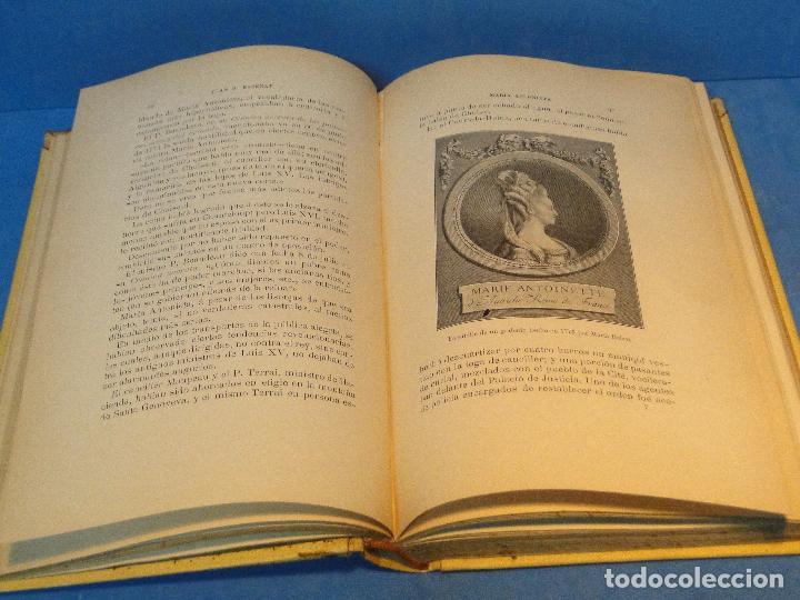 Libros antiguos: MARIA ANTONIETA INTIMA.-- JUAN B. ENSEÑAT - Foto 3 - 73823047
