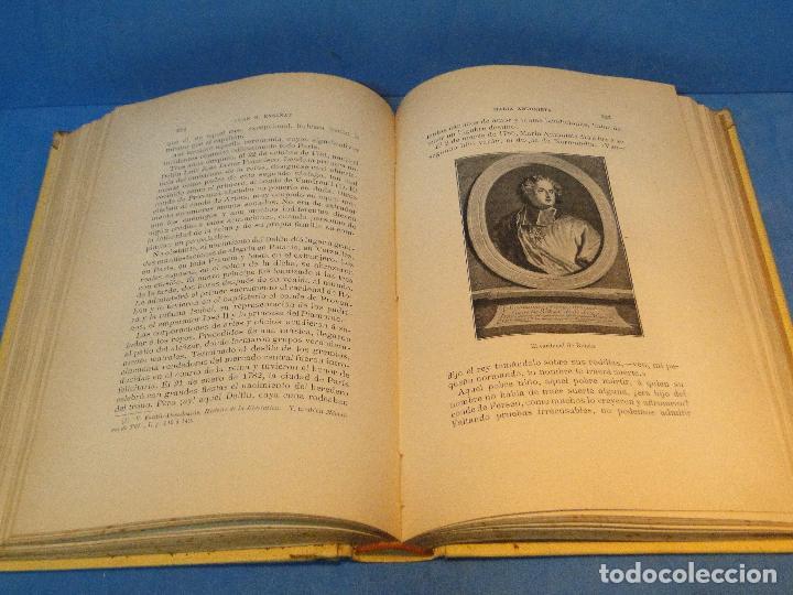 Libros antiguos: MARIA ANTONIETA INTIMA.-- JUAN B. ENSEÑAT - Foto 4 - 73823047