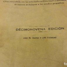 Libros antiguos: ATLAS UNIVERSAL. Lote 73835443