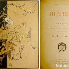 Libros antiguos: GIRARDIN, J. MAMÁ. 1882.. Lote 74014443