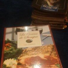Libros antiguos: LA COCINA DE SIEMPRE 5 TOMOS EDITA CLUB INTERNACIONAL DEL LIBRO-COMPLETAMENTE NUEVOS . Lote 74074699
