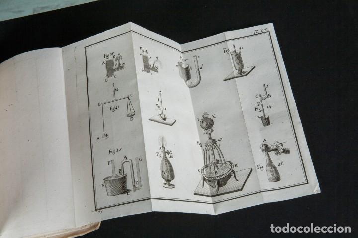 Libros antiguos: INSTITUTIONES PHILOSOPHICAE-ARCHIEPISCOPI LUGDUNENSIS-FÍSICA COMPLETA-TOMOS 4 Y 5-2 VOL-MATRITI 1793 - Foto 5 - 74076523