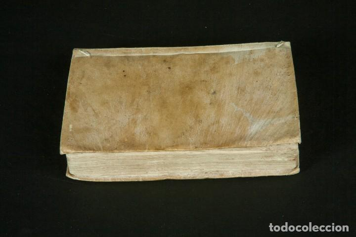 Libros antiguos: INSTITUTIONES PHILOSOPHICAE-ARCHIEPISCOPI LUGDUNENSIS-FÍSICA COMPLETA-TOMOS 4 Y 5-2 VOL-MATRITI 1793 - Foto 7 - 74076523