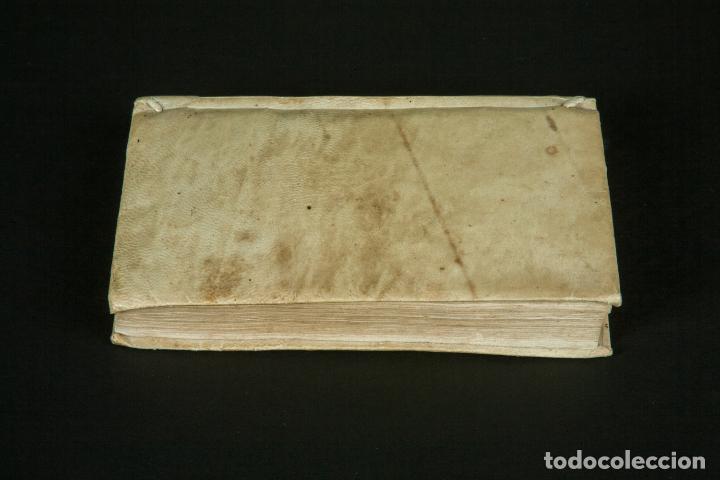 Libros antiguos: INSTITUTIONES PHILOSOPHICAE-ARCHIEPISCOPI LUGDUNENSIS-FÍSICA COMPLETA-TOMOS 4 Y 5-2 VOL-MATRITI 1793 - Foto 11 - 74076523