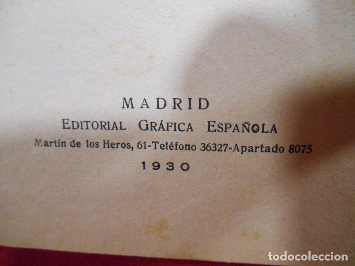 Libros antiguos: COCINA MODERNA COCINA PRACTICA COCINA PARA TODOS - ED. GRAFICA ESPAÑOLA -MADRID AÑO 1930 - - Foto 3 - 74092683