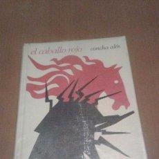 Libros antiguos: CABALLO ROJO. Lote 74284835