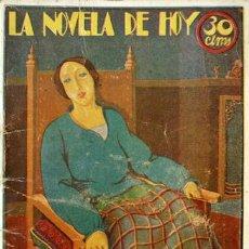 Libros antiguos: HOYOS Y VINENT, ANTONIO DE. ANACRONISMO SENTIMENTAL. 1929.. Lote 74388975