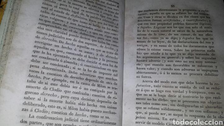Libros antiguos: 1839 ARTE DE HABLAR EN PROSA Y VERSO, DON JOSE GOMEZ HERMOSILLA, TOMO SEGUNDO - Foto 3 - 52697724