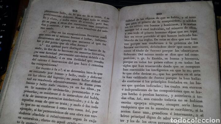 Libros antiguos: 1839 ARTE DE HABLAR EN PROSA Y VERSO, DON JOSE GOMEZ HERMOSILLA, TOMO SEGUNDO - Foto 4 - 52697724