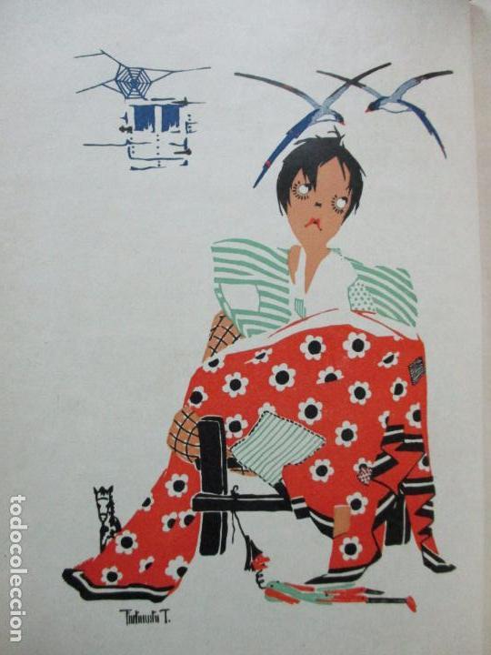 Libros antiguos: MI LIBRO DE NAVIDAD. 1919. PROFUSAMENTE ILUSTRADO. - Foto 3 - 74550567