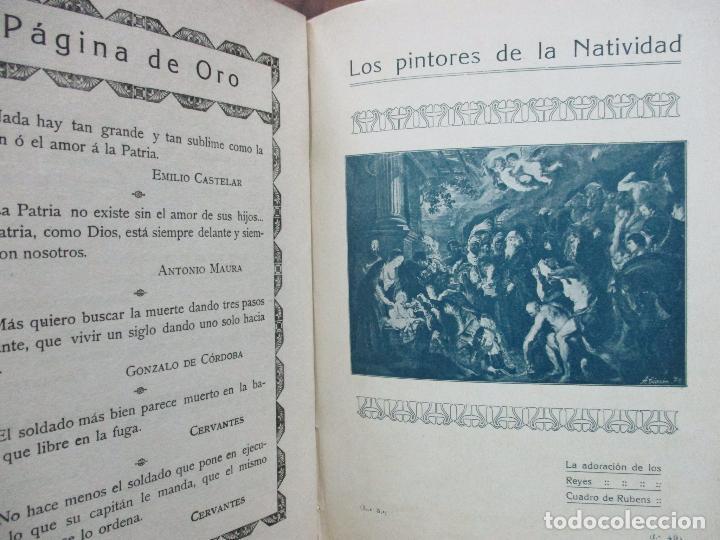 Libros antiguos: MI LIBRO DE NAVIDAD. 1919. PROFUSAMENTE ILUSTRADO. - Foto 5 - 74550567