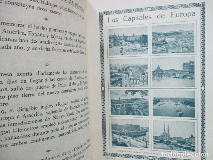 Libros antiguos: MI LIBRO DE NAVIDAD. 1919. PROFUSAMENTE ILUSTRADO. - Foto 6 - 74550567