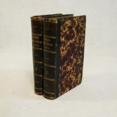 Libros antiguos: COMPENDIO DE HISTORIA NATURAL - JOSÉ MONLAU. Lote 74675170