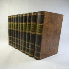 Libros antiguos: HISTORIA NATURAL BUFFON (GASPAR Y ROIG). Lote 74675273