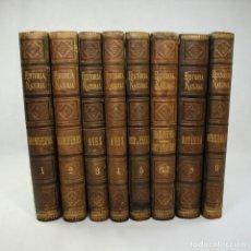 Libros antiguos - HISTORIA NATURAL DE BREHM - 74675317
