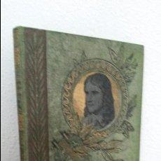 Libros antiguos: RUCKERT, LIEBESFRUHLING. FRIEDRICH RUCKERT. ILLUSTRIERTE. ALEMAN.. Lote 74696947