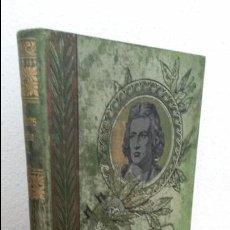 Libros antiguos: SCHILLERS WERKE II. ZWEITER BAND. ALEMAN.. Lote 74697347