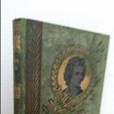 Libros antiguos: GOETHES WERKE VI. SECHFTER BAND. LEIPZIG MINERVA.. Lote 74697907