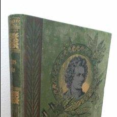 Libros antiguos: GOETHES WERKE VI. DIERTER BAND. LEIPZIG MINERVA.. Lote 74698055
