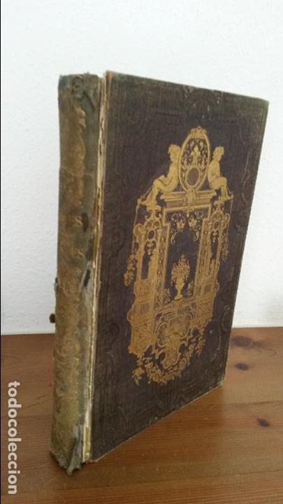 POESIES CHOISIES. FABLES. THEOPHILE -CONRAD PFEFFEL. NOTICE BIOGRAPHIQUE. STRASBOURG 1840. FRANCES. (Libros antiguos (hasta 1936), raros y curiosos - Literatura - Narrativa - Otros)