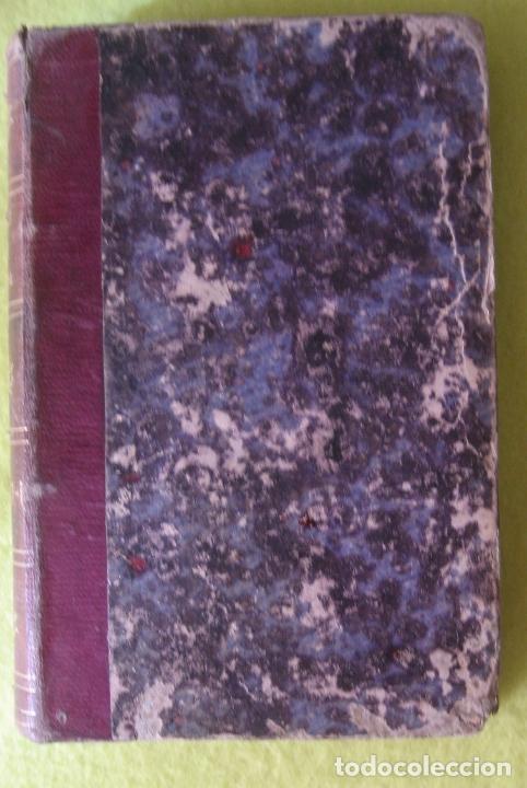 Libros antiguos: MEMORIAS D'ALEM CAMPA _ CHATEAUBRIAND _(1858) - Foto 2 - 74765967